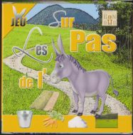 Jeu Sur les pas de l'âne