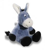 Grande peluche « âne debout »