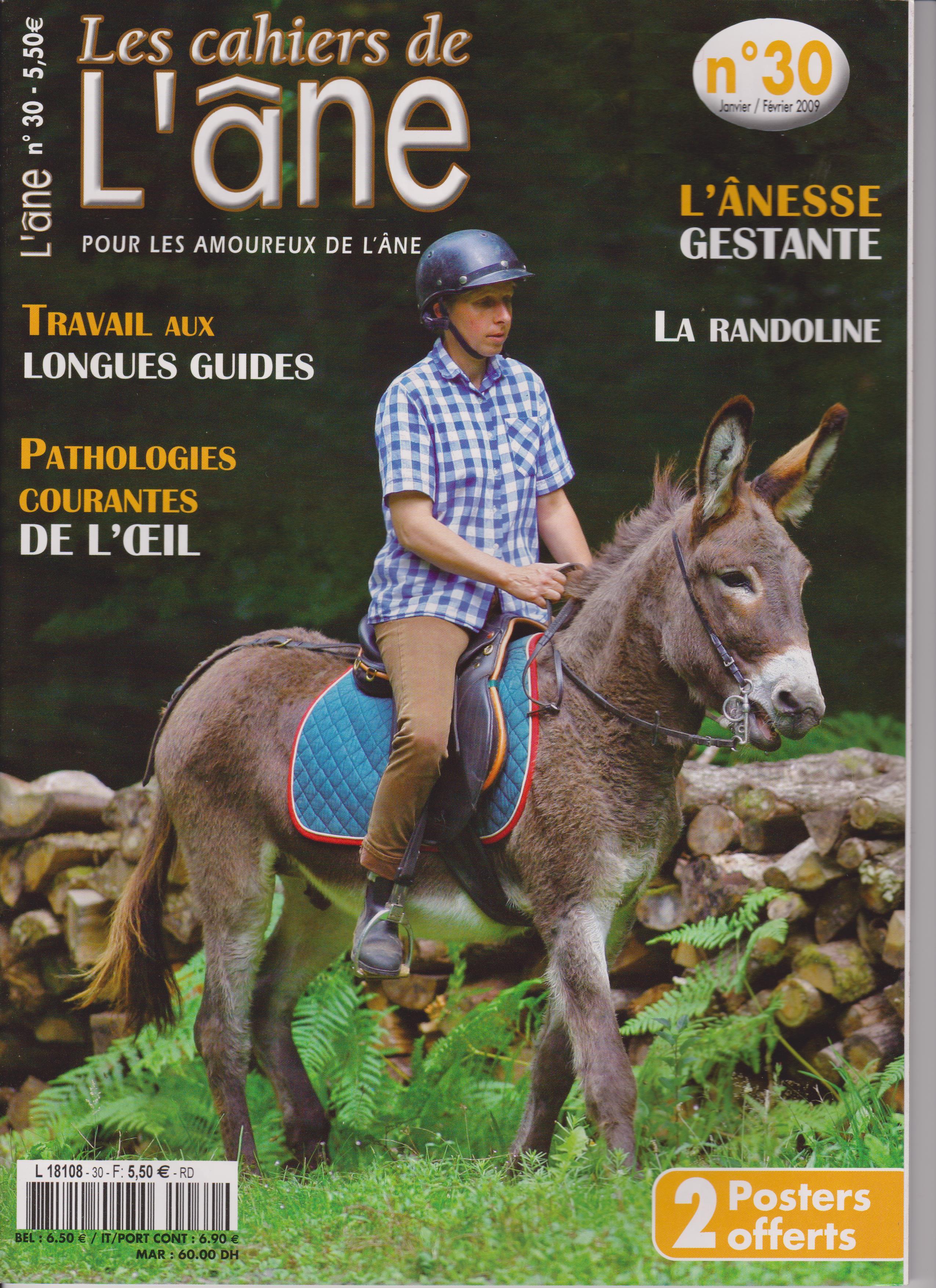 Les Cahiers de l'âne n°30