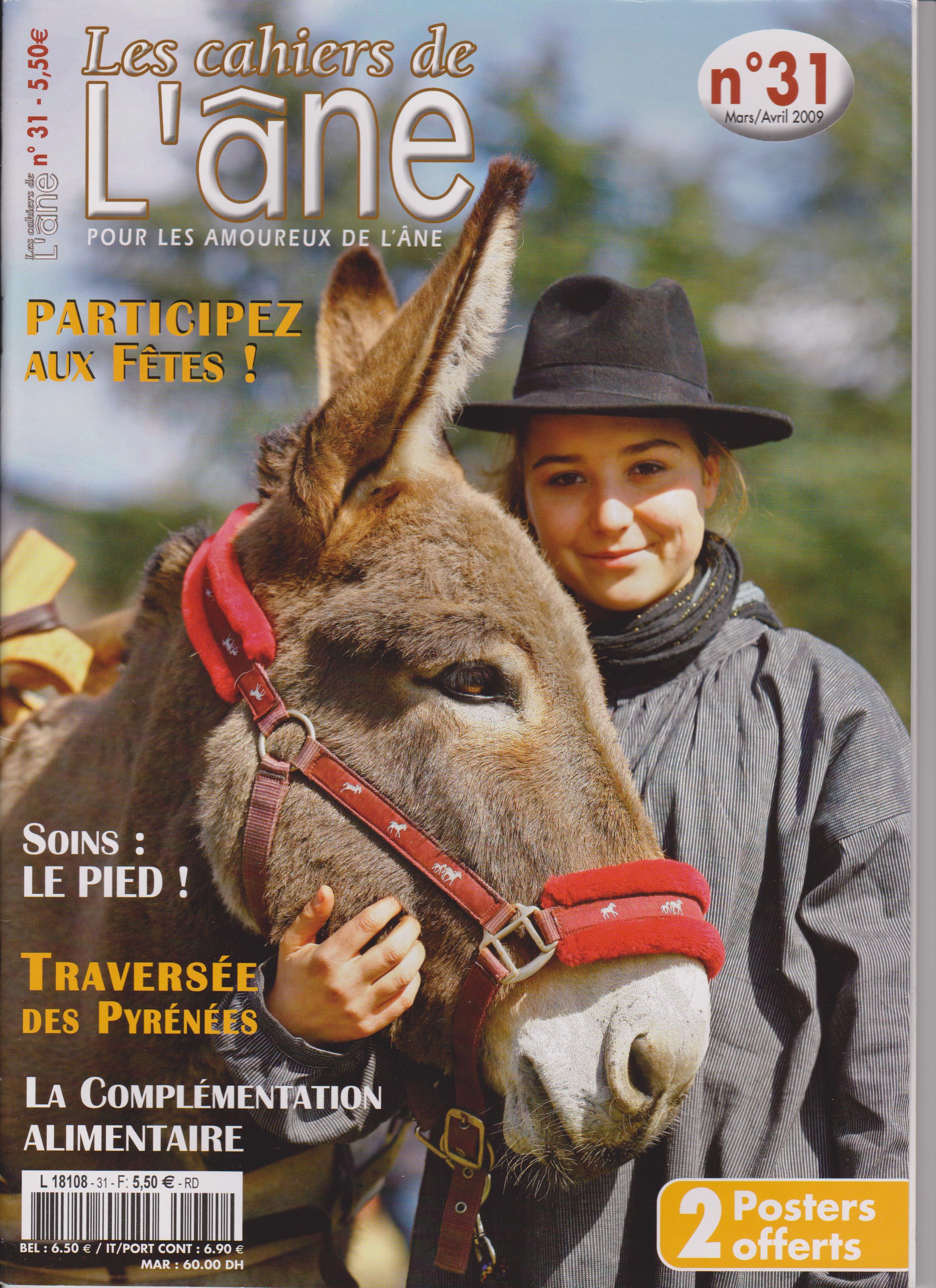 Les Cahiers de l'âne n°31