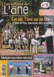 Ane du Bourbonnais – Les Cahiers de l'âne n°8