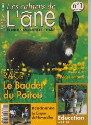 Achat Ane – Les cahiers de l'âne n°1