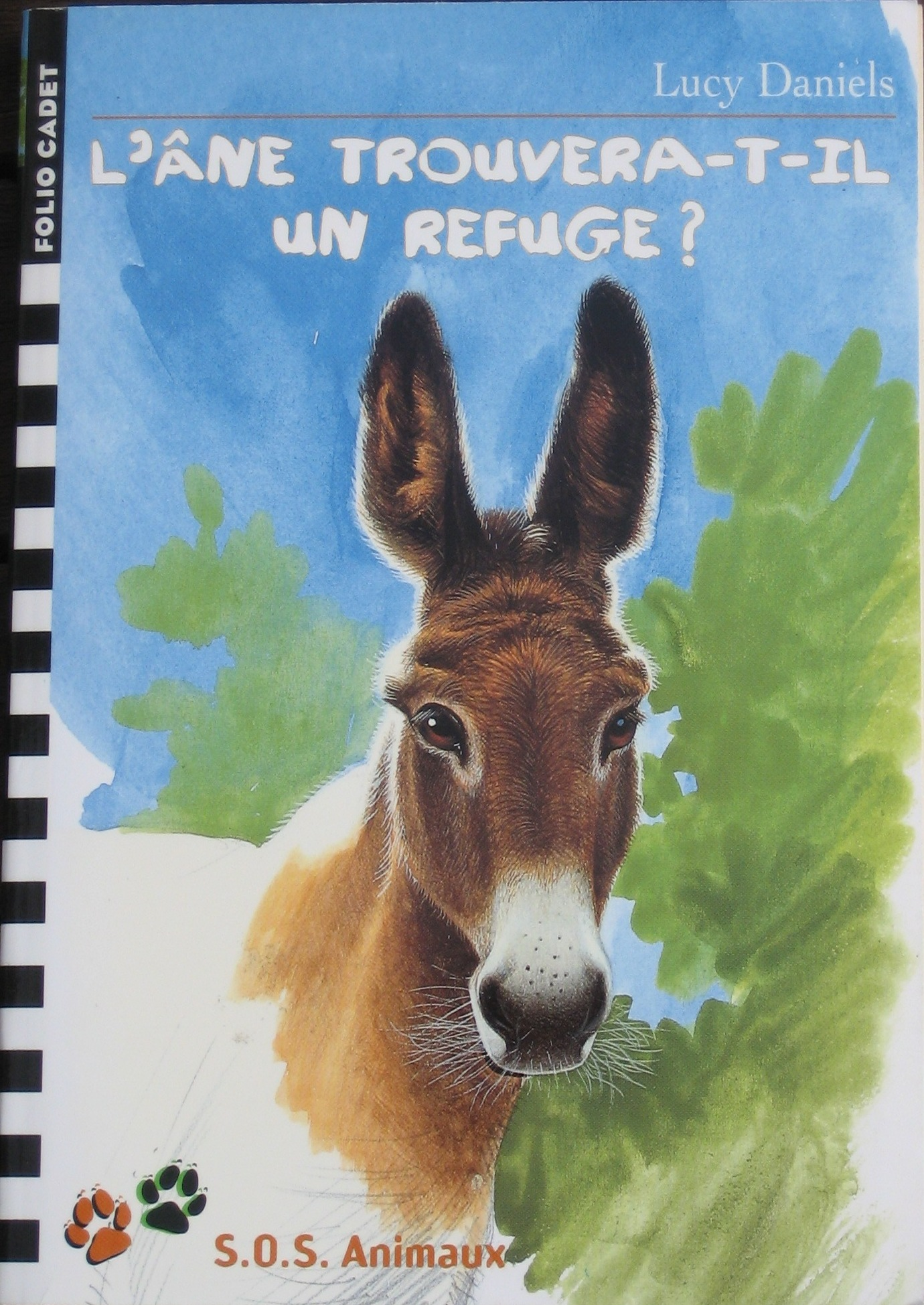Refuge âne