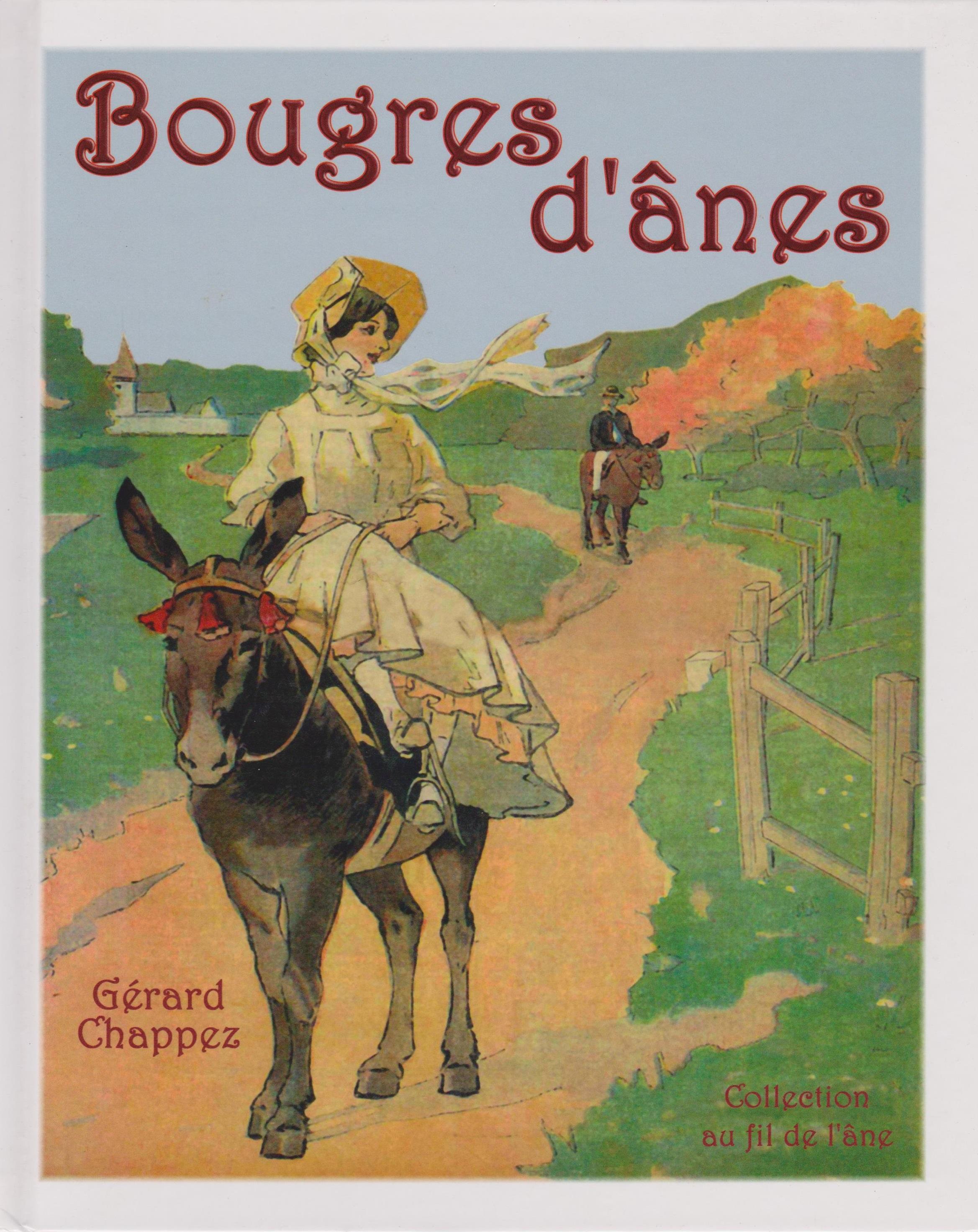 Livre Ane - Bougres d'ânes