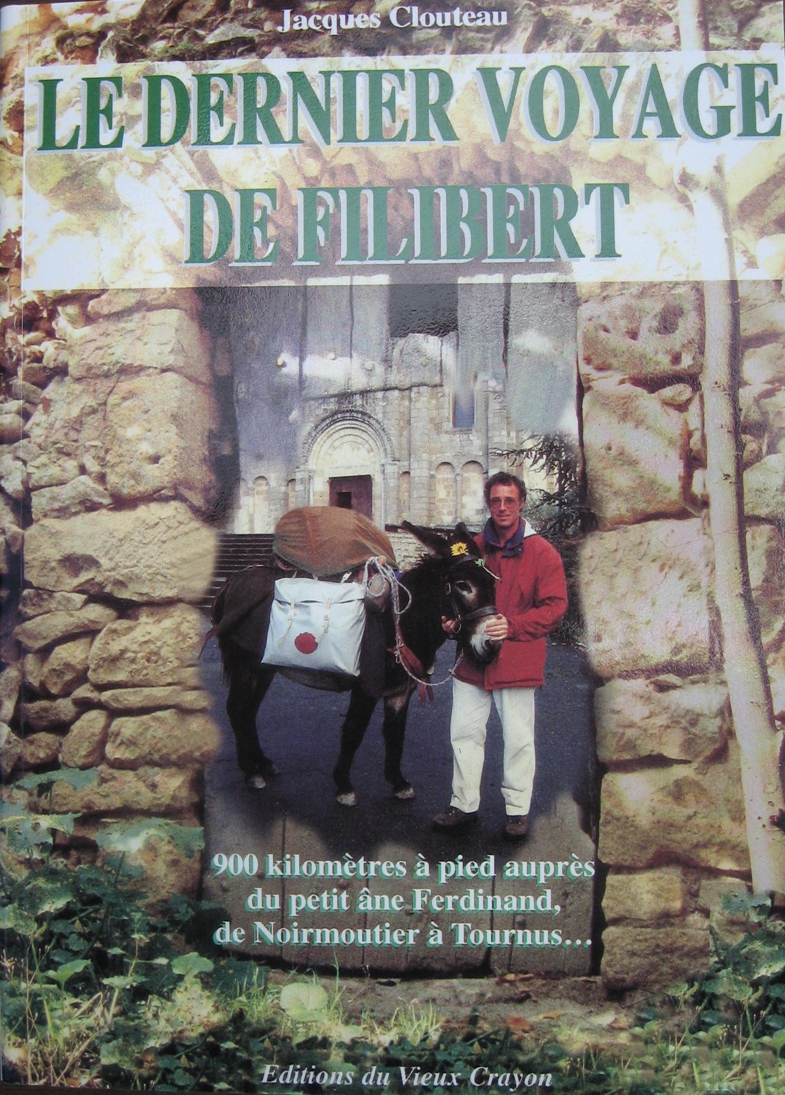 Livre Ane Filibert